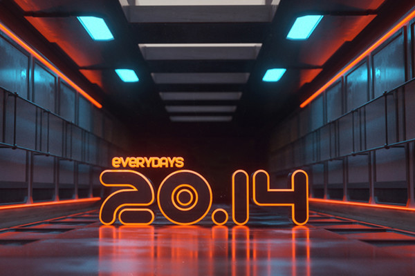 Daily inspiration, creativity, design, cinema 4d, beeple, creative commons