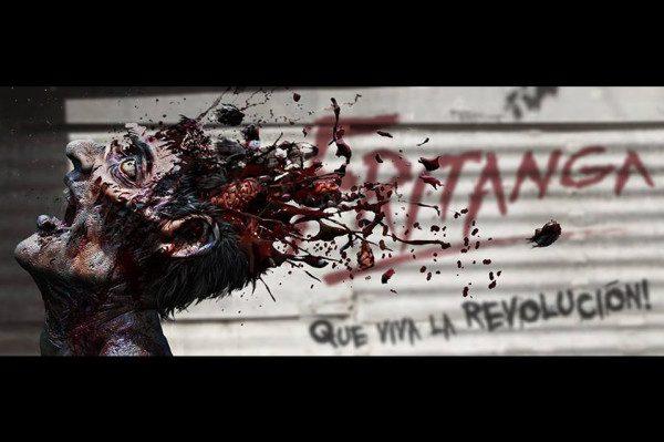 Rafael Burgos Fritanga Graphic novel Nicaragua Zombie
