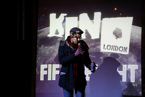 KINO London - Open Mic Style Film Festival Alex Goddard