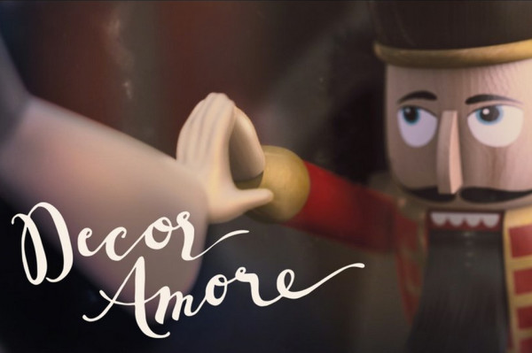 Bruton Stroube Holiday Video Decor Amore