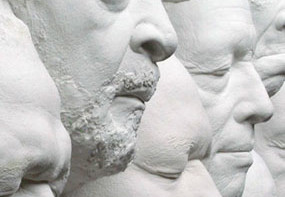 Sharon McConnell – Lifecast Sculptures of Blues Musicians