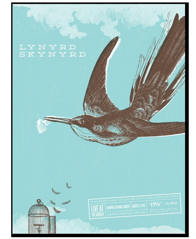 Lynard Skynyrd Free Bird