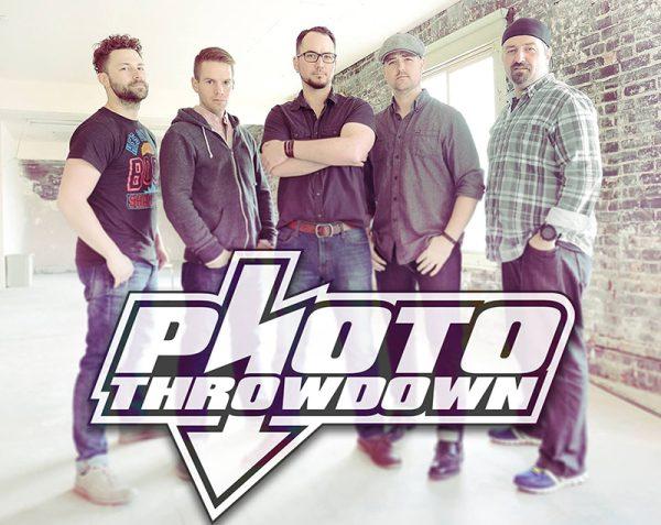 Photo-throwdown